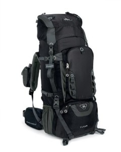 High Sierra Tech Series 59404 Titan 55 Internal Frame Pack Review