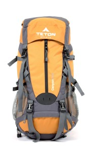 TETON Sports Canyon 2100 Canyoneering Internal Frame Backpack
